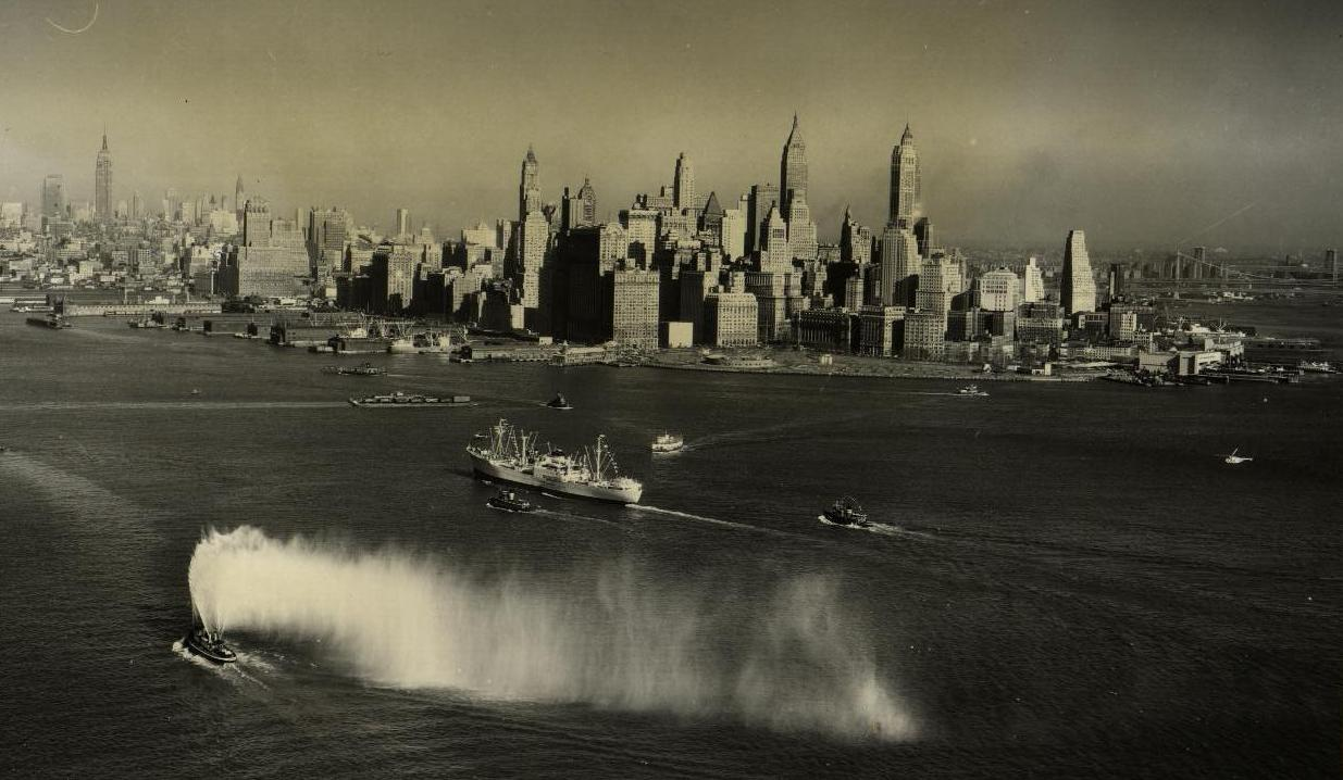 New York anni '40